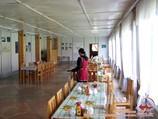 Comedor en Karkara