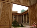 Tilla Sheikh Mosque (Khazrati Imam Architectural Complex). Tashkent, Uzbekistan