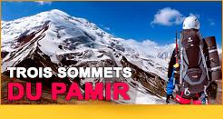 Trois Sommets Du Pamir