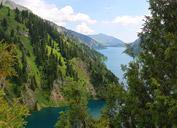 Lake Sary-Chelek, Tien-Shan