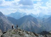 Passieren Udobny, Pamir-Alai