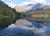 Озеро Ири-Кёль, Кыргызстан