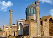 Gur-Emir, Samarkanda
