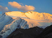 Pico Lenin, Kirguistán