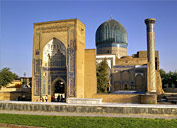 Mausoleo,Gur-Emir