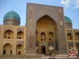 Медресе Мири Араб (XVI в). Бухара, Узбекистан