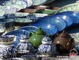 Узбекская керамика. Искусство и народное творчество Узбекистана