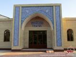 Das staatliche Puppentheater im Choresmer Gebiet