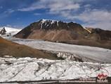 Ледник пика Ленина. Памир, Кыргызстан