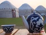Узбекский национальный орнамент - пахта. Орнаменты и узоры Средней Азии и Узбекистана