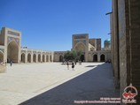 Архитеркурный комплекс Пои-Калян (XII - XVI вв.). Бухара, Узбекистан