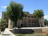 Архитектурный ансамбль Боло-хауз (XVIII в.). Бухара, Узбекистан