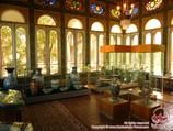 Крытая веранда дворца Ситораи Мохи-Хоса (начало XX в.). Бухара, Узбекистан