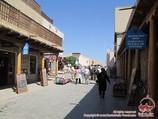 Выход из торгового купола Токи Сараффон (XVI в.). Бухара, Узбекистан