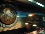 Ташкентский метрополитен (станция метро Космонавтов). Узбекистан