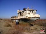Корабли Муйнака. Узбекистан