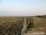 Плато Устюрт. Хорезмская область, Узбекистан