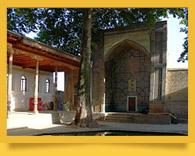 Das Mausoleum Abdi-Darun