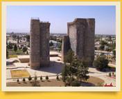 Ak-Saray-Palast, Shachrisabs