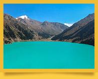 El Gran Lago de Almatý