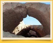 Die Siedlung von Ayaz-Kala