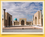 Uzbekistan Bike Tour