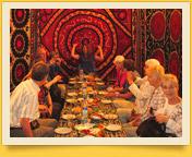Gastronimische Reise in Usbekistan