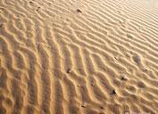 Wüste in Usbekistan