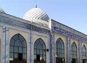 Mezquita-Juma en Tashkent