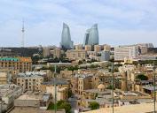 Фотогалерея достопримечательностей города Баку, Азербайджан
