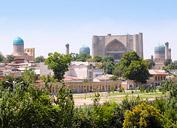 Mezquita Bibi-Khanim