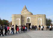 Mausoleum von Tschaschma-Ayub