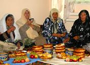 Die orientalische Gastfreundschaft