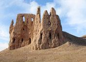 Крепость Кырк-Кыз-Кала