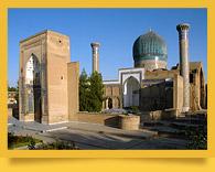 Mausoleum Gur-Emir