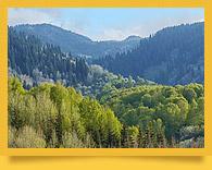 Иле-Алатауский национальный парк