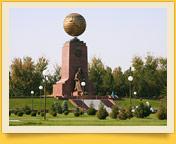 Unabhängigkeitsplatz, Taschkent