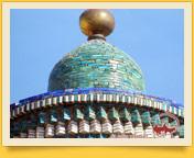 Der Komplex von Islam Hodscha. Chiwa, Usbekistan