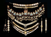 Bijoux du peuple ouzbek