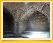 Baño Medieval Hamam. Bujará, Uzbekistán