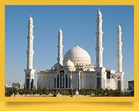 Mezquita Hazret Sultán