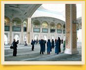 Mezquita Hazret Sultán en Nur-Sultán
