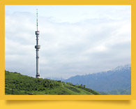 Torre de televisión de Almatý - Koktobe