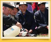 Kumís. Una antigua bebida láctea fermentada de nómadas