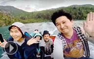 Bunter und schöner Film über die Naturschönheiten Kirgisistans