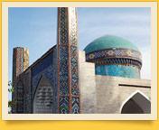 Mausoleo de Madari Khan. Kokand