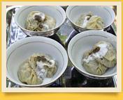 Узбекские манты. Национальная кухня Узбекистана