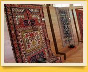 Азербайджанские ковры. Нахичевань, Азербайджан