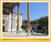 Complejo Bahouddin Naqshbandi. Bujará, Uzbekistán