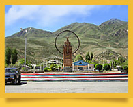 Naryn city